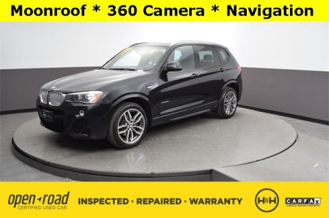 Pre-Owned 2016 BMW X3 xDrive35i AWD