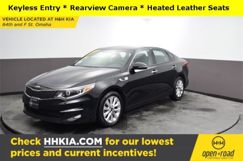 Pre-Owned 2016 Kia Optima EX