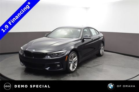 New 2018 BMW 4 Series 440i xDrive Gran Coupe With Navigation & AWD