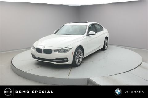 New 2017 BMW 3 Series 330i xDrive AWD