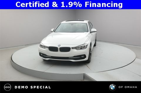 New 2018 BMW 3 Series 328d xDrive AWD